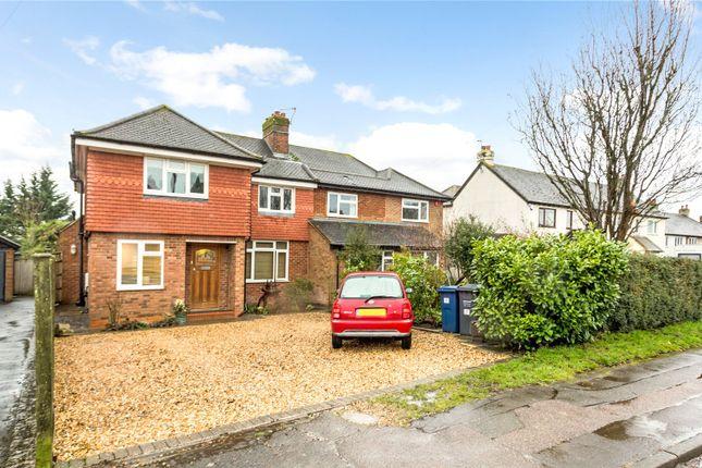 Thumbnail Semi-detached house for sale in Hundred Acres Lane, Amersham, Buckinghamshire