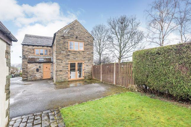 Thumbnail Link-detached house for sale in Wyke Lane, Oakenshaw, Bradford
