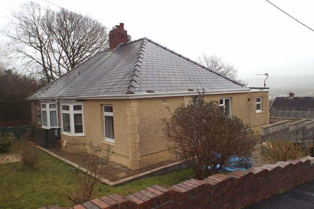 Thumbnail Semi-detached bungalow to rent in Maesyfelin, Pontyberem, Pontyberem, Llanelli