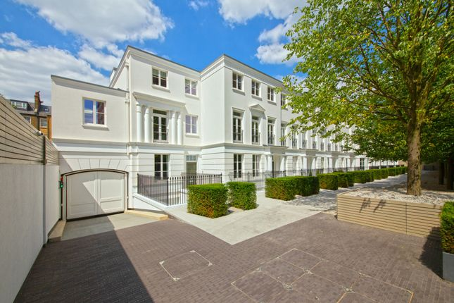 Thumbnail Terraced house for sale in The Abbey, Eyre Road (Hamilton Drive), St Johns Wood