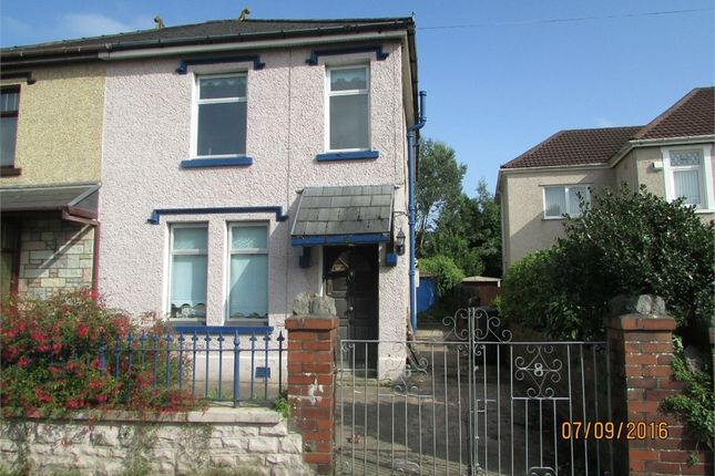 Thumbnail Semi-detached house to rent in Old Road, Baglan, Port Talbot, West Glamorgan