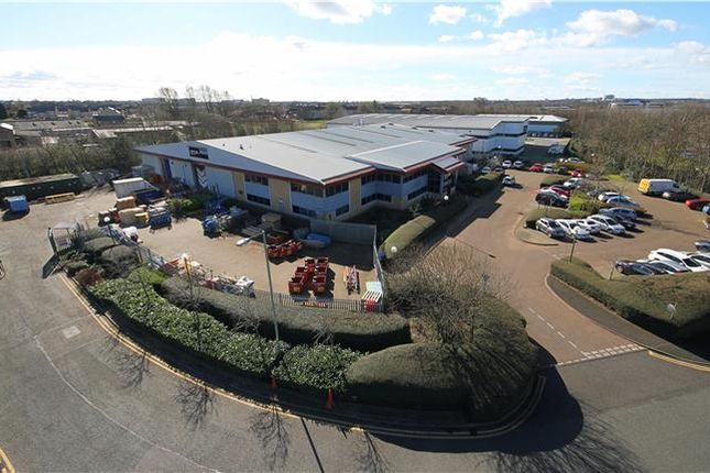 Light industrial to let in Balliol Business Park, Longbenton, Newcastle Upon Tyne, Tyne And Wear