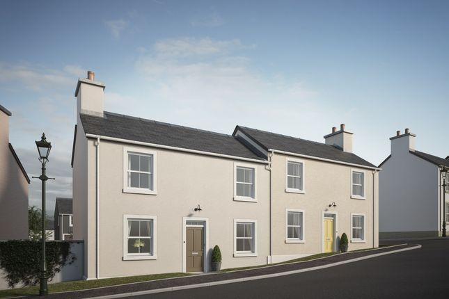 Thumbnail Semi-detached house for sale in Croy Road, Tornagrain, Inverness