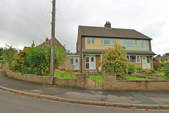 Thumbnail Semi-detached house to rent in Abbey Drive, Shepley, Huddersfield