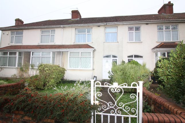 Thumbnail Terraced house to rent in Berkeley Road, Fishponds, Bristol