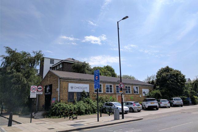 Thumbnail Land for sale in Carnegie Street, Islington