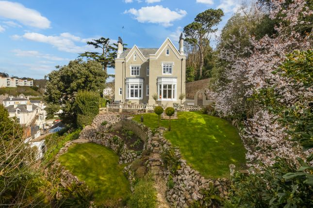 Thumbnail Detached house for sale in Lower Woodfield Road, Torquay