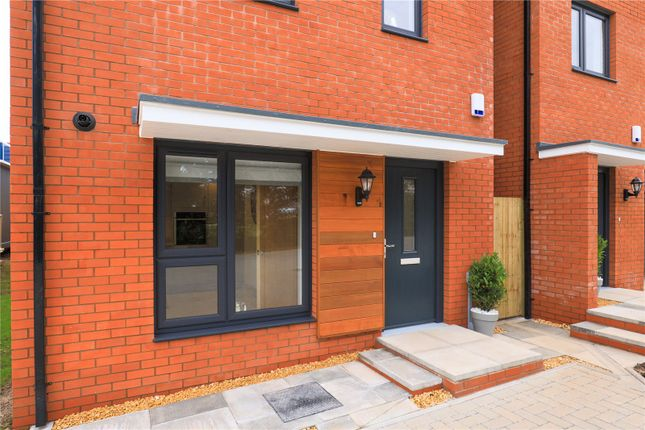 Thumbnail Semi-detached house for sale in House 16, The Oxbridge At Dol Werdd, Dol Werdd, Plasdwr, Cardiff