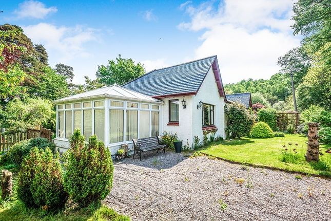 Thumbnail Detached house for sale in Strathconon, Muir Of Ord