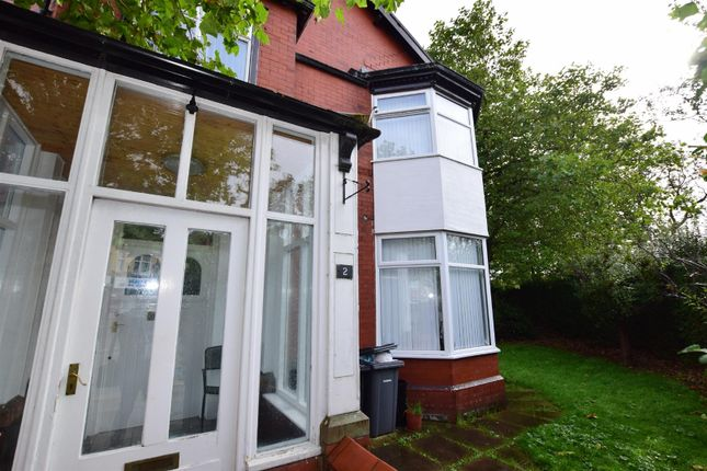Thumbnail Flat to rent in Martins Lane, Wallasey