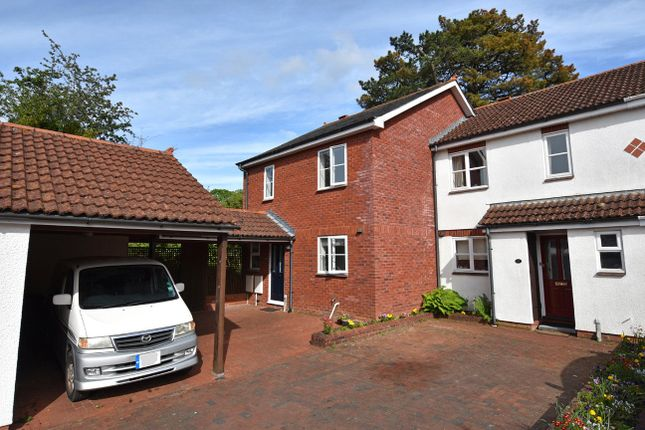 Thumbnail Semi-detached house for sale in Tappers Close, Topsham, Exeter