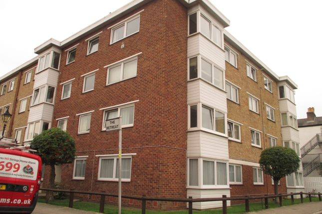 Thumbnail Flat to rent in The Retreat, Southsea