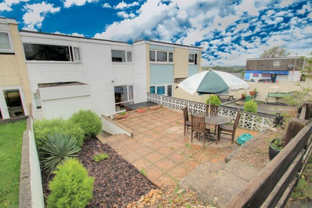Thumbnail 3 bed terraced house for sale in Alger Walk, Plymouth