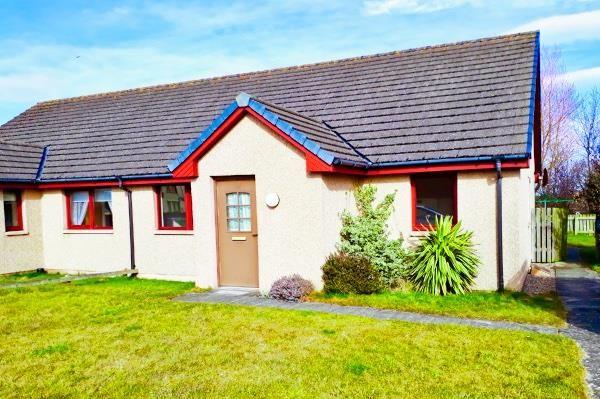 Thumbnail Semi-detached bungalow to rent in Tannachy Terrace, Portgordon, Buckie