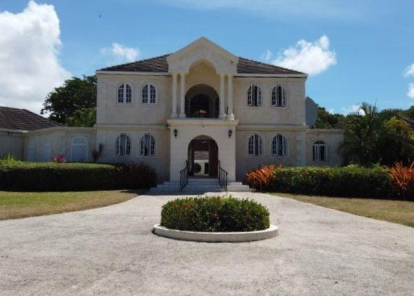 Thumbnail Villa for sale in 61 Harbin Alleyne Road, Sandy Lane, St. James, Barbados