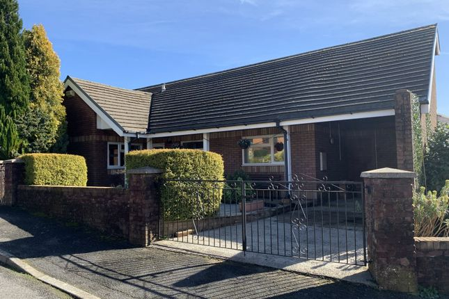 Thumbnail Bungalow for sale in Rowan Court, Aberdare, Rhondda Cynon Taff