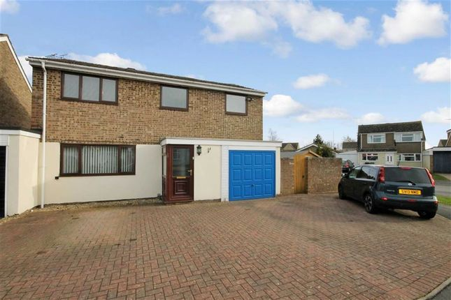 Thumbnail Detached house for sale in Pittsfield, Cricklade, Wiltshire