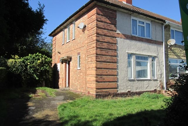 Thumbnail Semi-detached house to rent in Hayland Road, Erdington, Birmingham