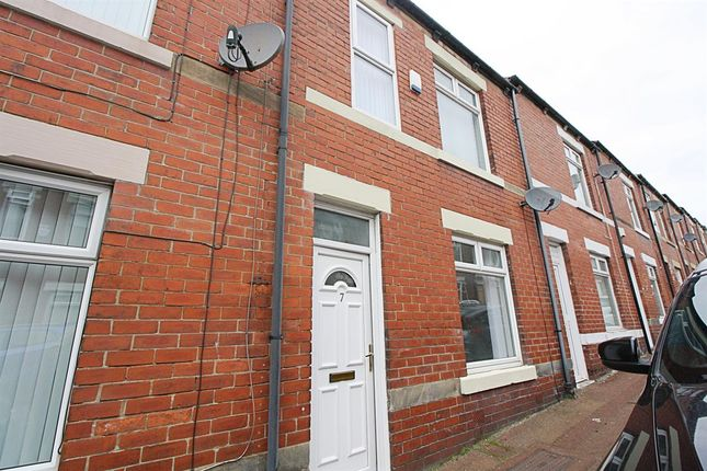 Thumbnail Terraced house to rent in Woodburn Street, Lemington, Newcastle Upon Tyne
