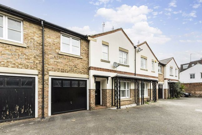 Thumbnail Flat to rent in Cricketers Mews, London