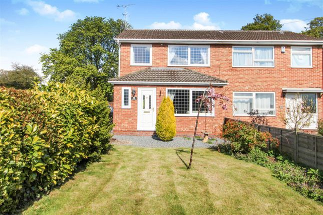 Thumbnail Semi-detached house for sale in Watersedge, Driffield