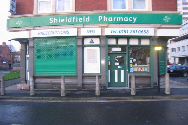 Retail premises to let in Gosforth Street, Newcastle Upon Tyne