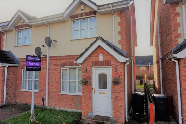 Thumbnail Semi-detached house for sale in Pinetrees, Derry / Londonderry