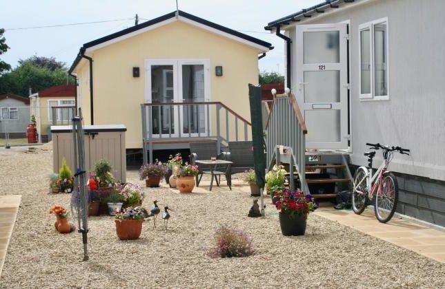 Thumbnail Semi-detached house to rent in Carterton Mobile Home Park, Carterton