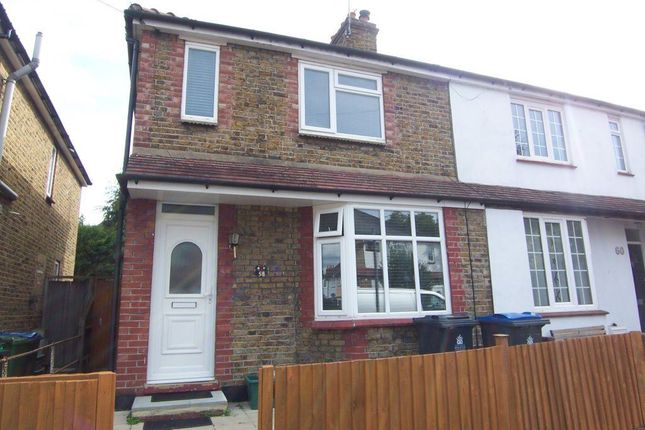 Thumbnail Semi-detached house to rent in Auckland Road, Kingston Upon Thames