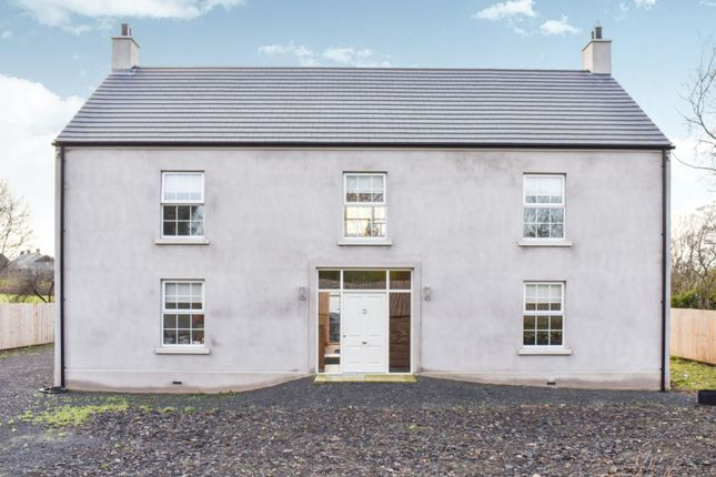 Thumbnail Detached house for sale in Lisnevenagh Road, Ballymena