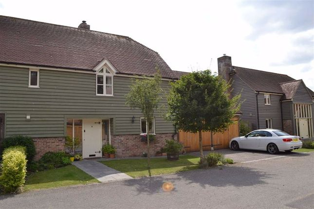 Thumbnail Barn conversion to rent in Barton Copse, Chieveley, Newbury