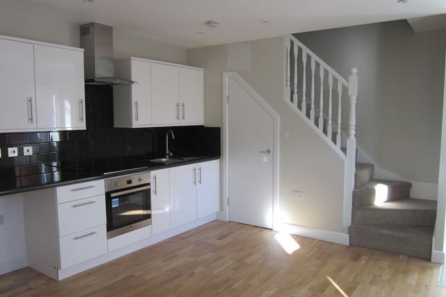 Thumbnail Terraced house to rent in Market Street, Highbridge