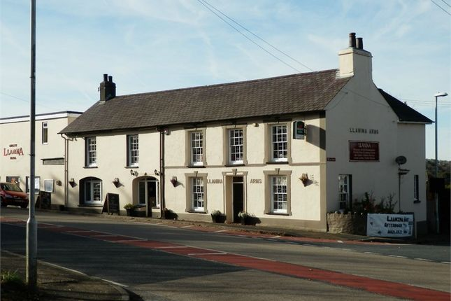 Thumbnail Commercial property for sale in Llanina Arms Hotel., Llanarth