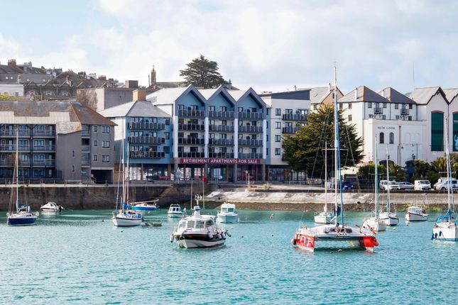 Thumbnail Flat for sale in New Town Lane, Penzance