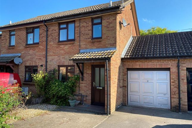 Thumbnail Semi-detached house for sale in Jubilee Close, Cam, Dursley