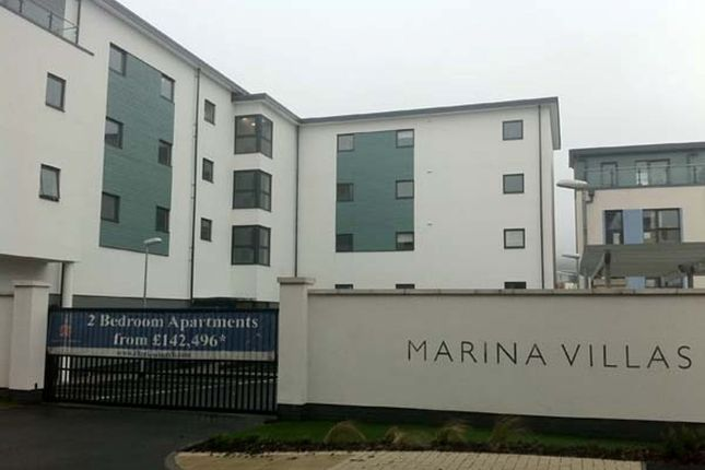 Thumbnail Flat to rent in Marine Walk, Maritime Quarter, Swansea
