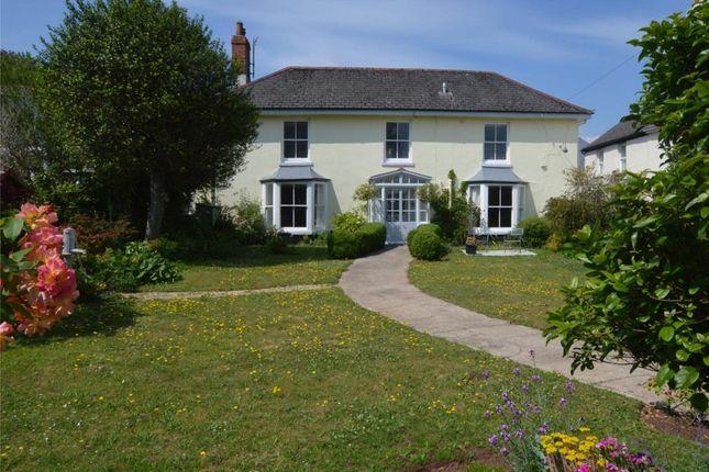 Thumbnail Detached house for sale in Ringmore Road, Shaldon, Devon
