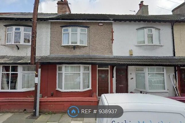 Thumbnail Terraced house to rent in Barndale Road, Liverpool