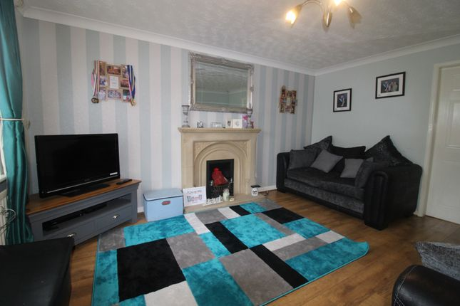 Thumbnail Semi-detached house for sale in Leegate Drive, Blackley, Manchester