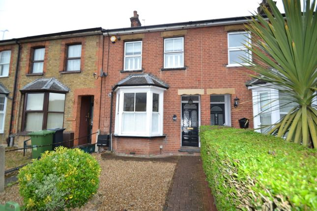 Thumbnail Semi-detached house for sale in Ware Road, Hoddesdon