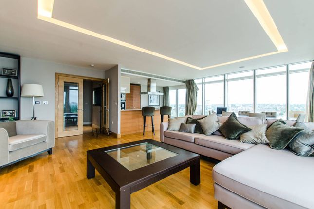 3 bed flat for sale in Battersea Reach, Wandsworth Town