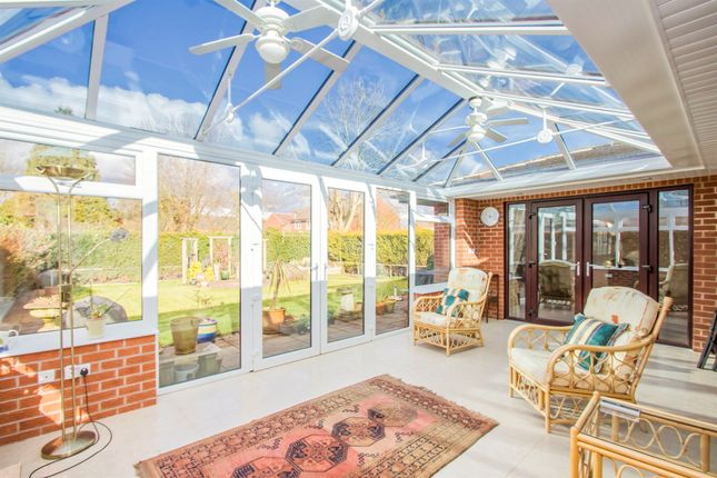Thumbnail Detached bungalow for sale in Chapel Lane, Cosby, Leicester