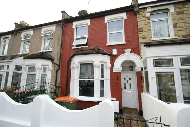 Thumbnail Terraced house to rent in Compton Avenue, East Ham, London