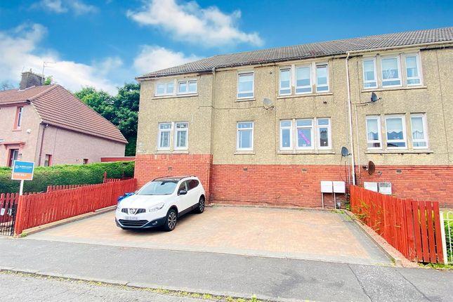 Thumbnail Flat for sale in Albion Street, Coatbridge