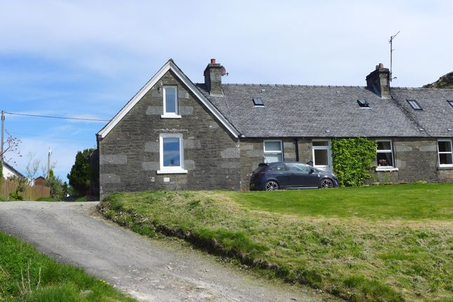 Thumbnail End terrace house for sale in 22 Kilmartin By, Lochgilphead