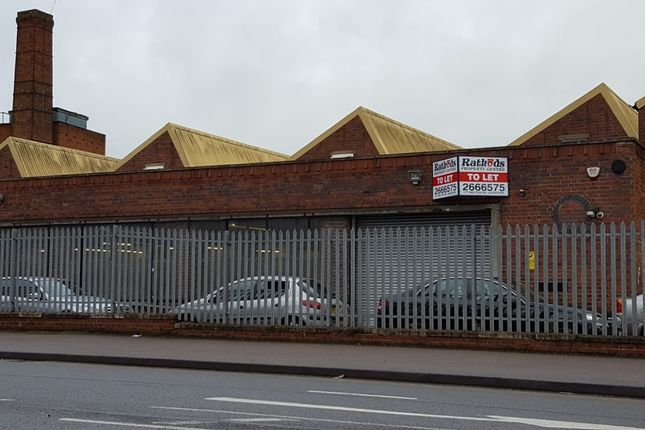 Thumbnail Warehouse to let in Victoria Road East, Leicester