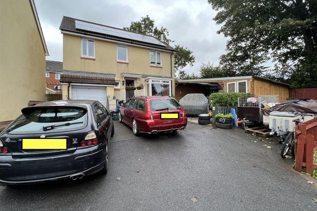 Thumbnail Detached house for sale in Dol Y Dderwen, Ammanford