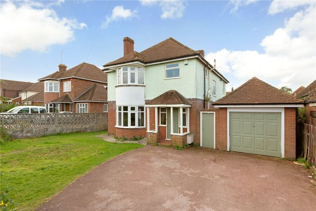 Thumbnail Detached house for sale in New Dover Road, Canterbury, Kent