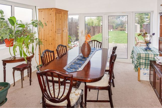 Dining Area of Sports Road, Glenfield, Leicester LE3