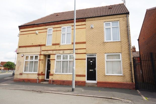 Thumbnail Property to rent in Stovell Avenue, Longsight, Manchester